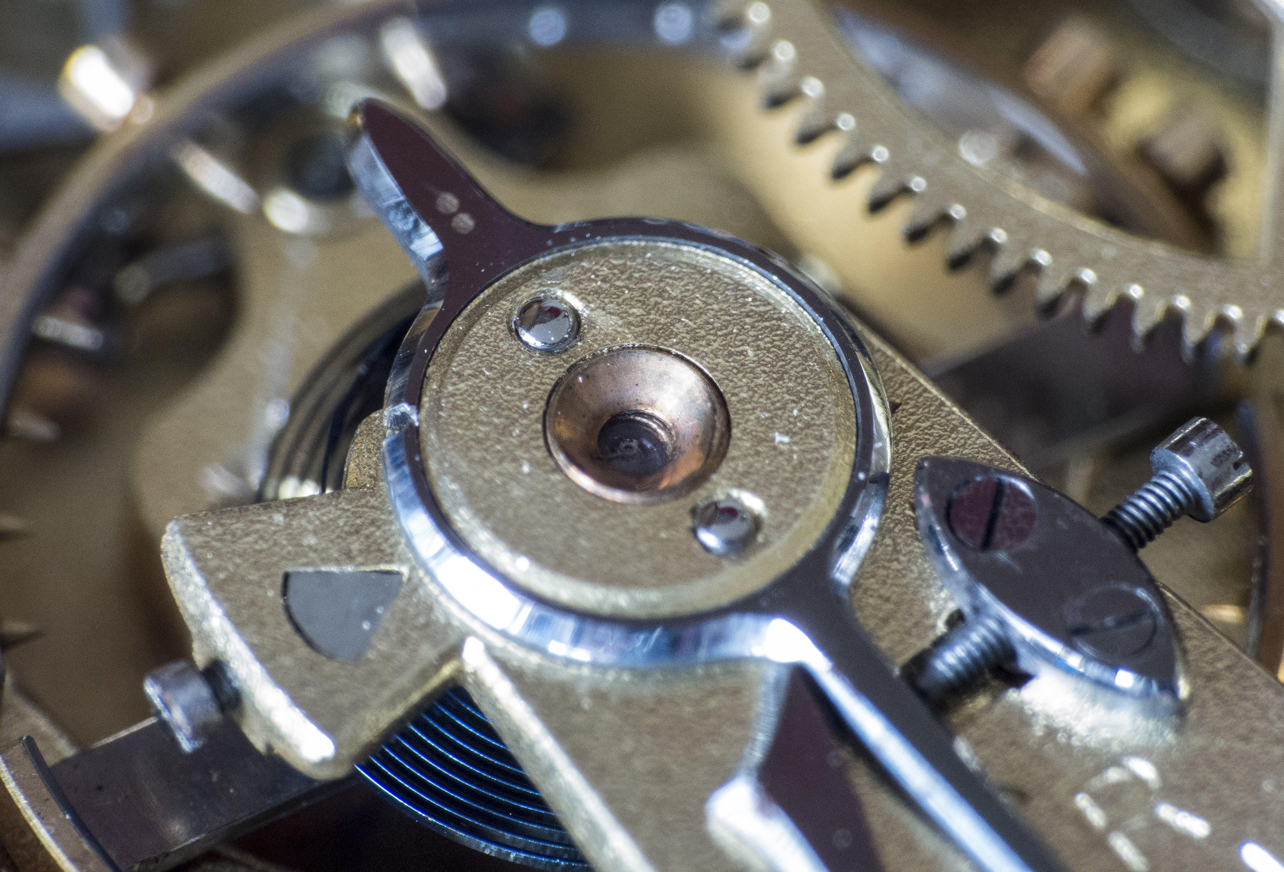Clock Motor