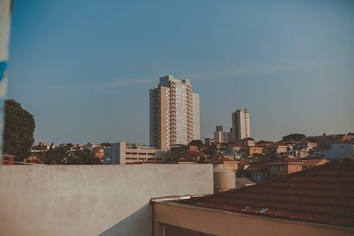Бесплатное стоковое фото с архитектура, бизнес, горизонт, город