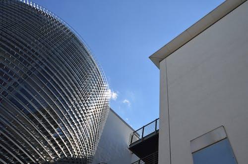 Kostnadsfri bild av arkitektur, byggnader, glas, himmel