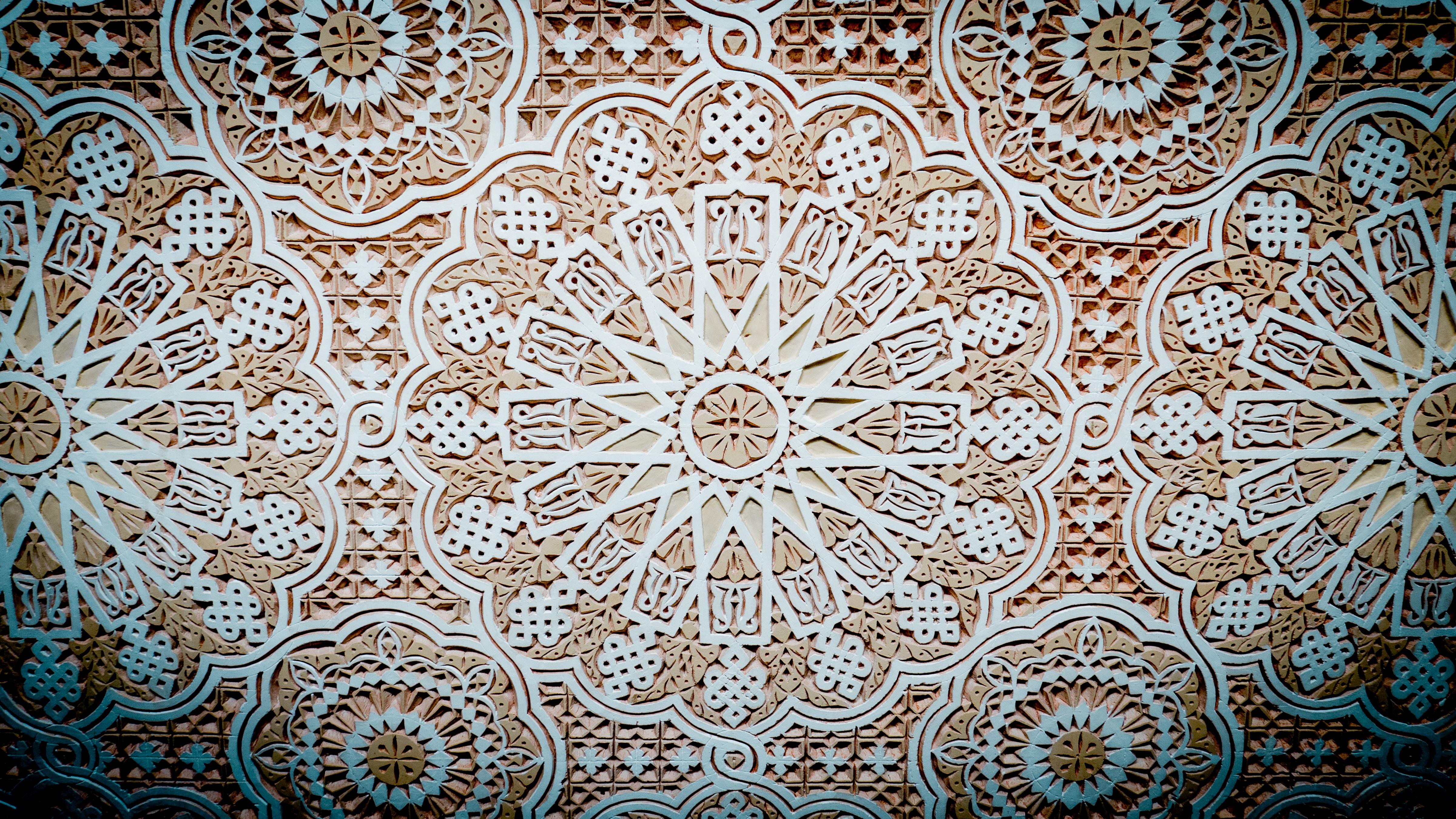 исламская вязь мозаика узоры картинки на рабочий стол