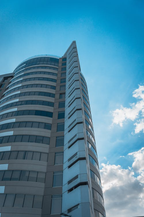 Free stock photo of blue, high-rise, sky