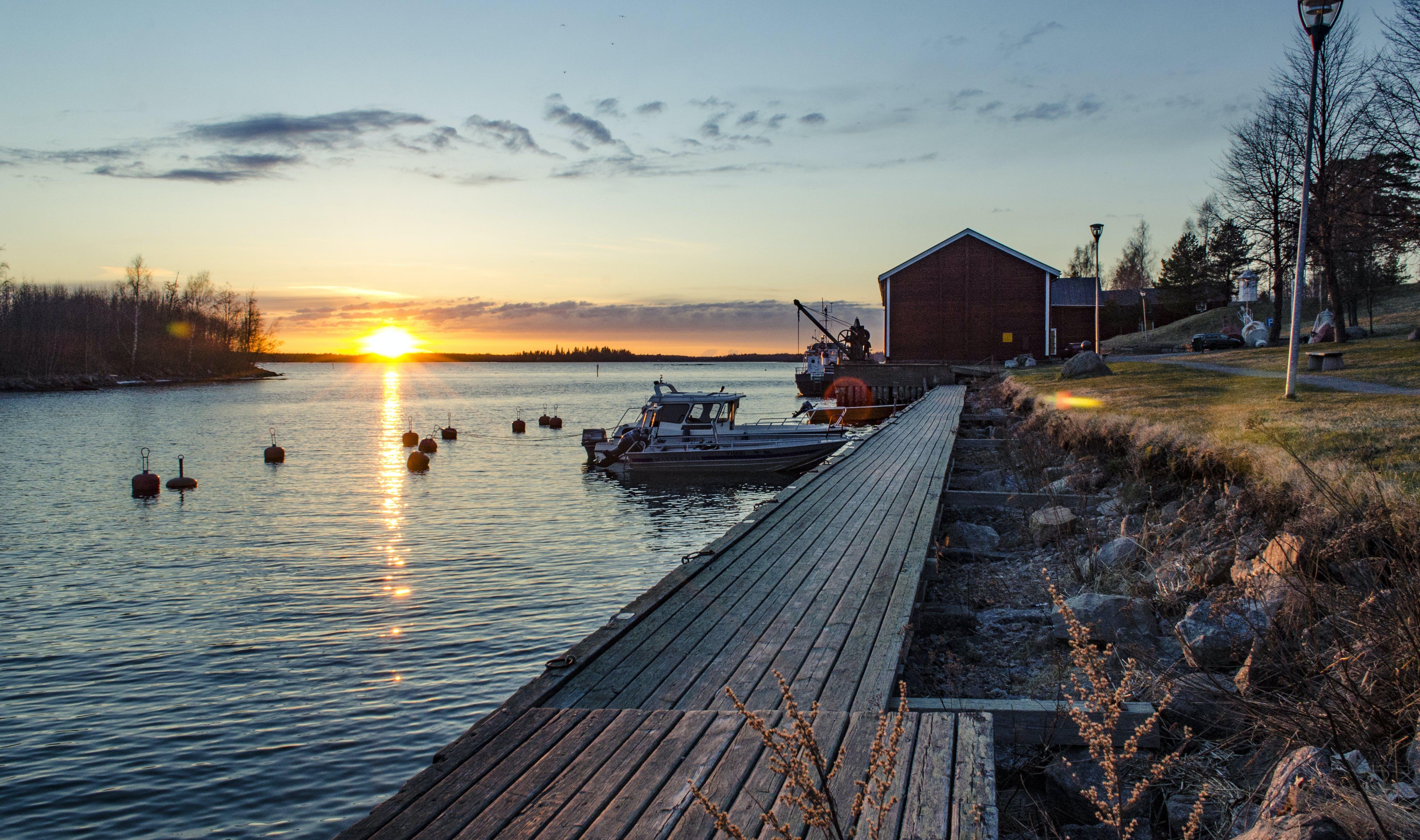 Fotos de stock gratuitas de barca, cielo, finlandés, Finlandia
