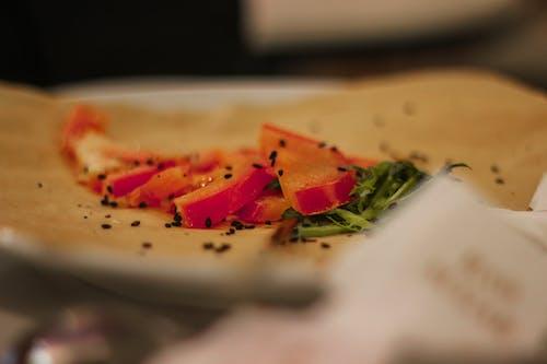 Základová fotografie zdarma na téma gastroporno, hotel, jídlo, rajče