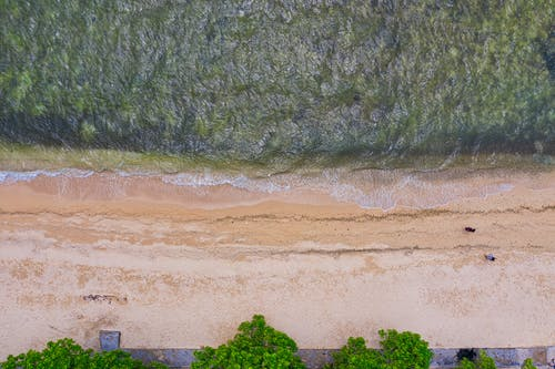 Kostnadsfri bild av drönarbilder, fågelperspektiv, från ovan, hav