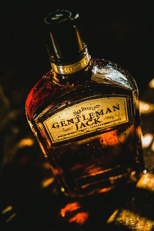 Ingyenes stockfotó alkoholos ital, Egészségedre, ivás, jack daniels témában
