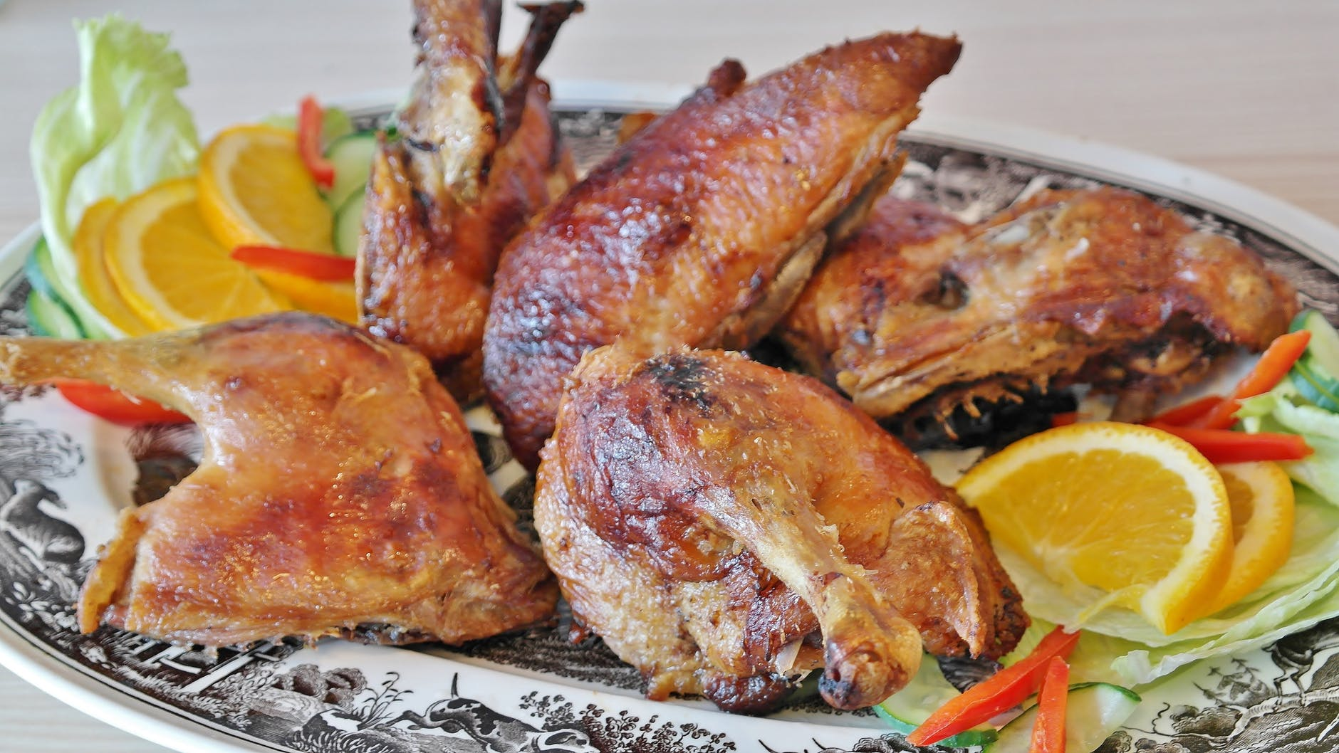 Bake Juicy Chicken With Exclusive Kitchen Sets