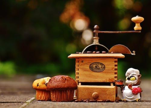 Základová fotografie zdarma na téma čokoláda, dortíky, dřevěný, dřevo