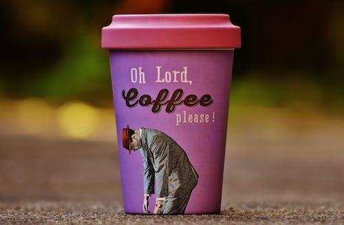 Gratis stockfoto met aarde, close-up, coffee to go, container