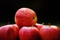 food, fruits, apples
