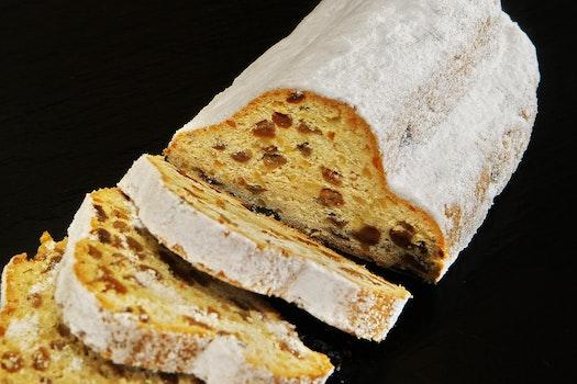Free stock photo of bread, food, sugar, breakfast