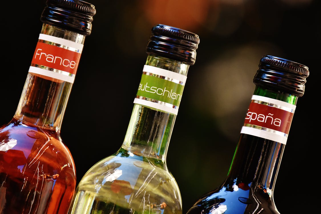 álcool, aperitivo, bebida