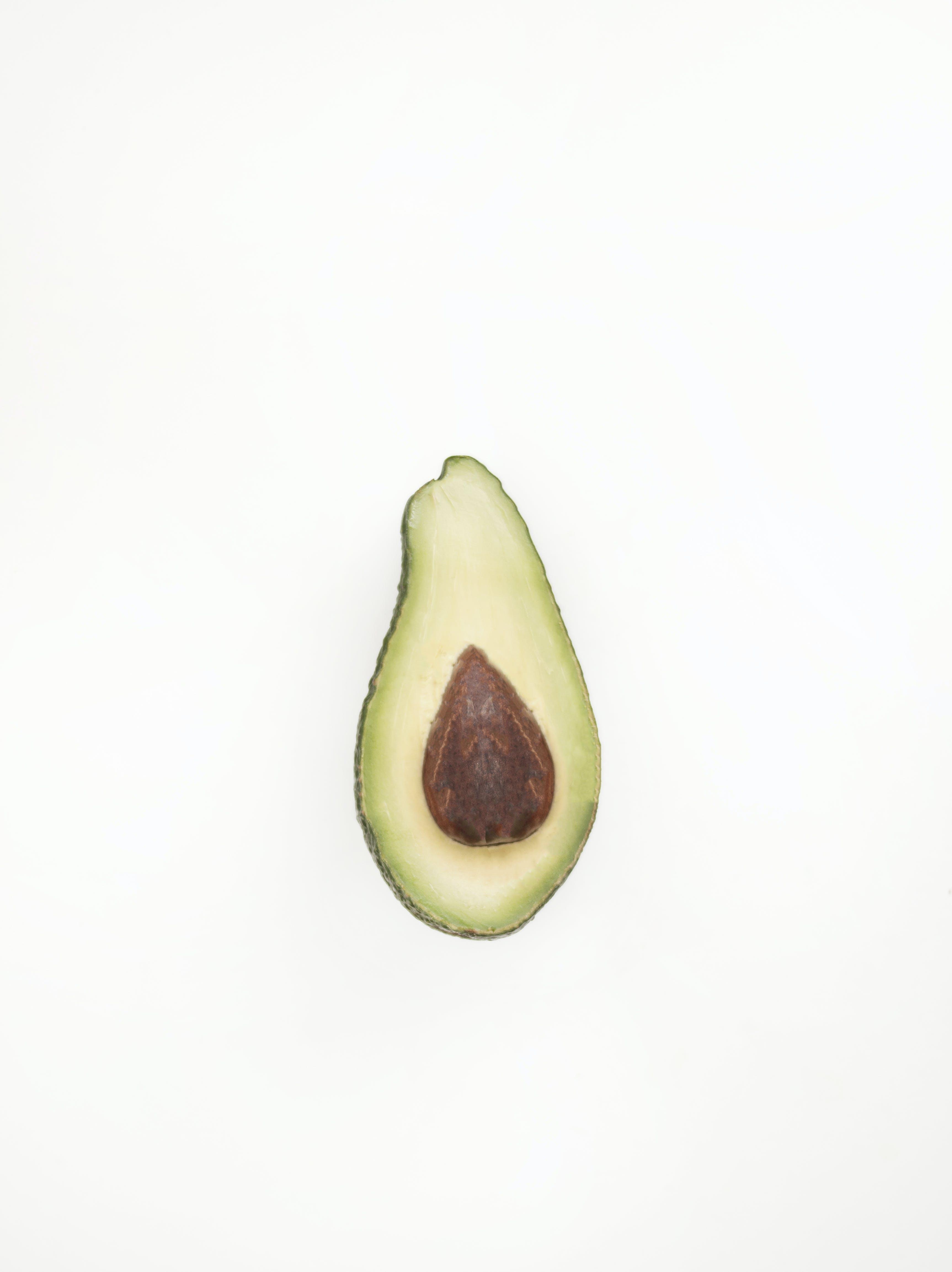 de abacate, close, delicioso, fruta