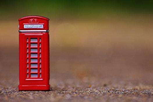 Kostenloses Stock Foto zu rot, vintage, verschwimmen, reise