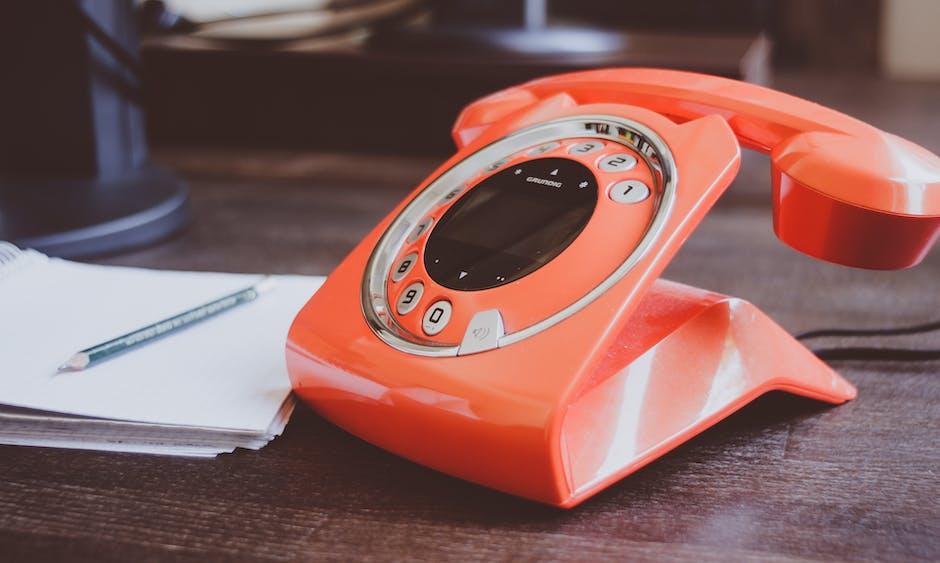 Red Cradle Telephone