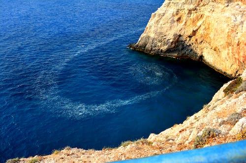 Безкоштовне стокове фото на тему «блакитні води, камені»
