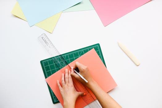 Free stock photo of desk, office, pen, ruler