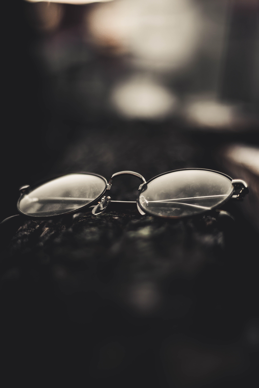 Kostenloses Stock Foto zu brille, brillen, tiefenschärfe