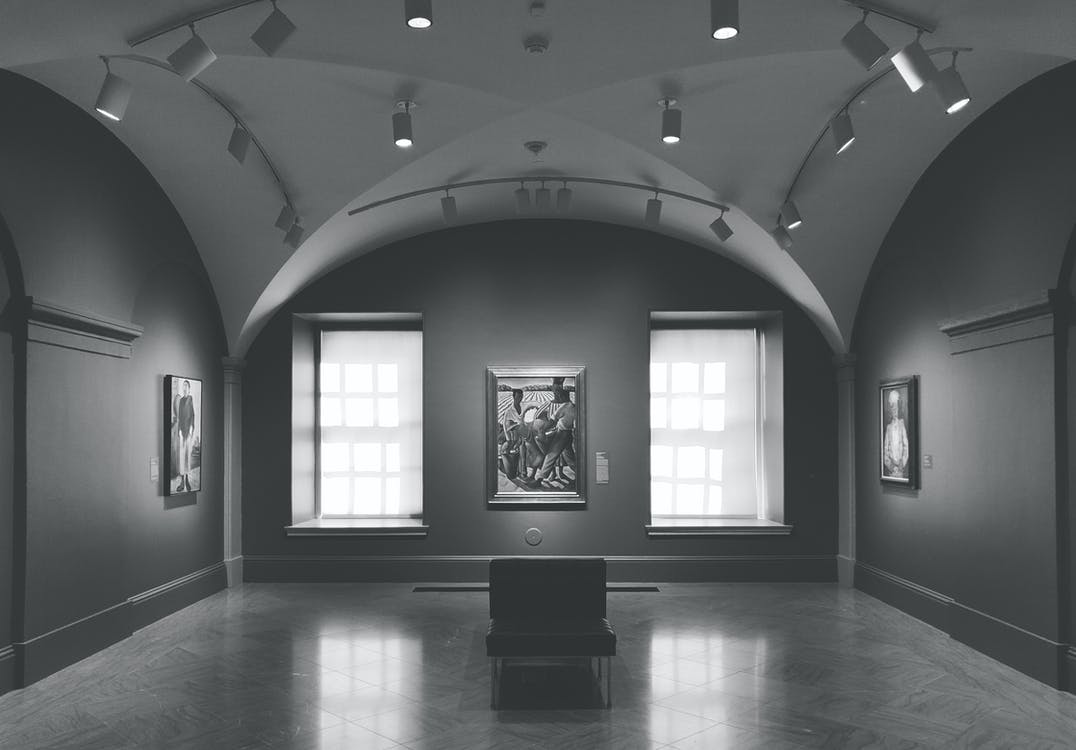 Arsitektur, dalam, dalam ruangan