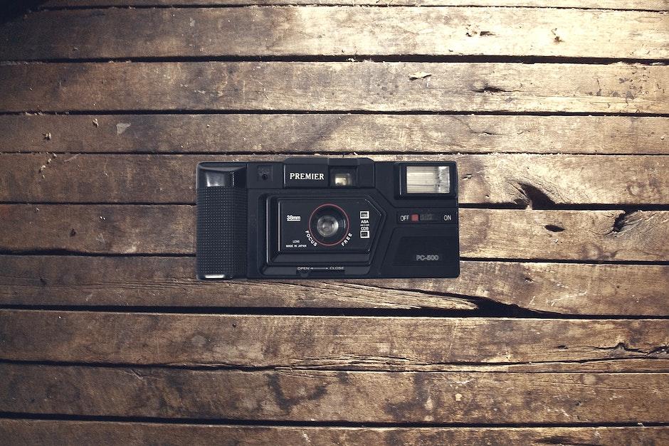 camera, camera lens, classic
