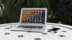 iphone, smartphone, laptop