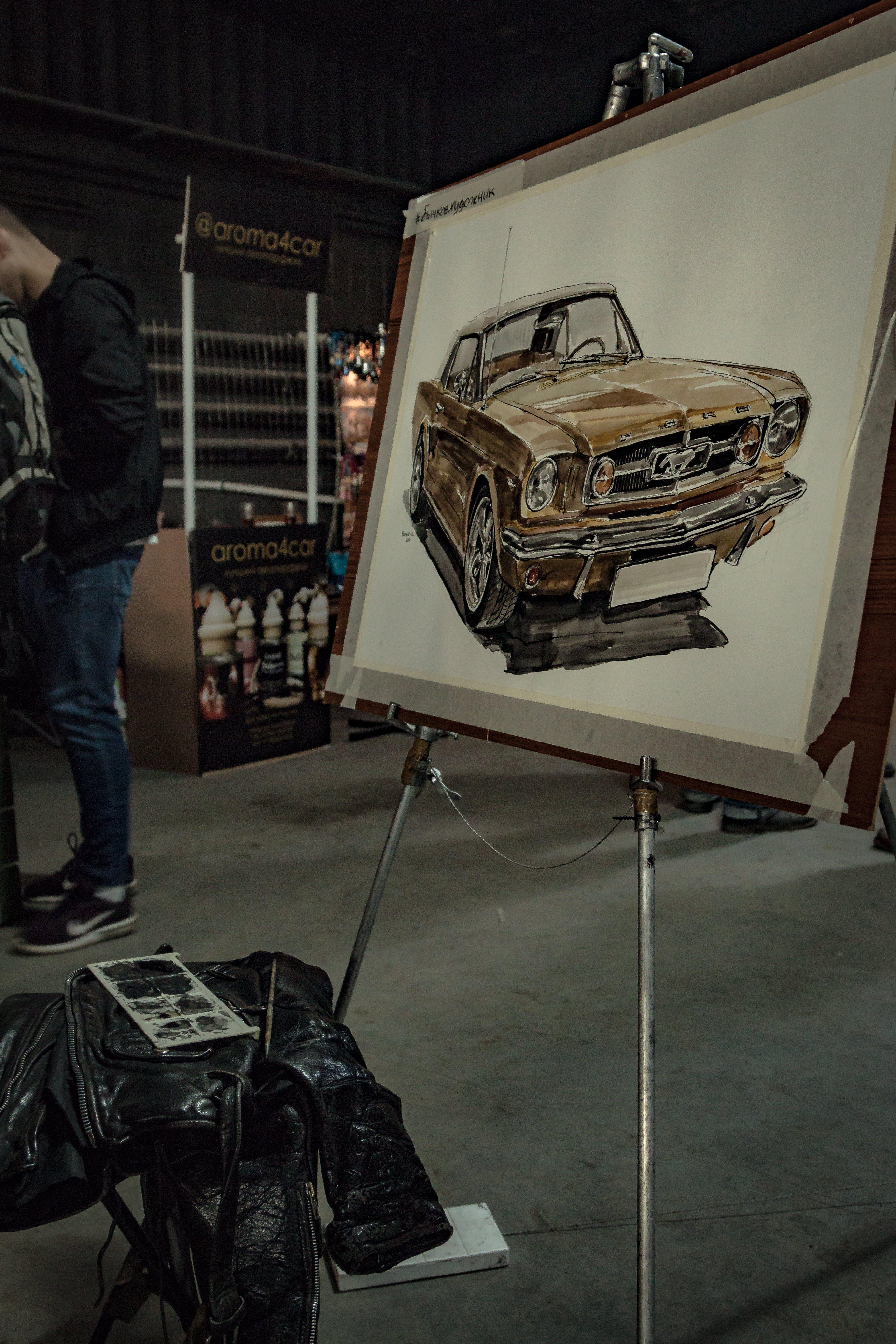 Fotobanka sbezplatnými fotkami na tému maľba, umenie