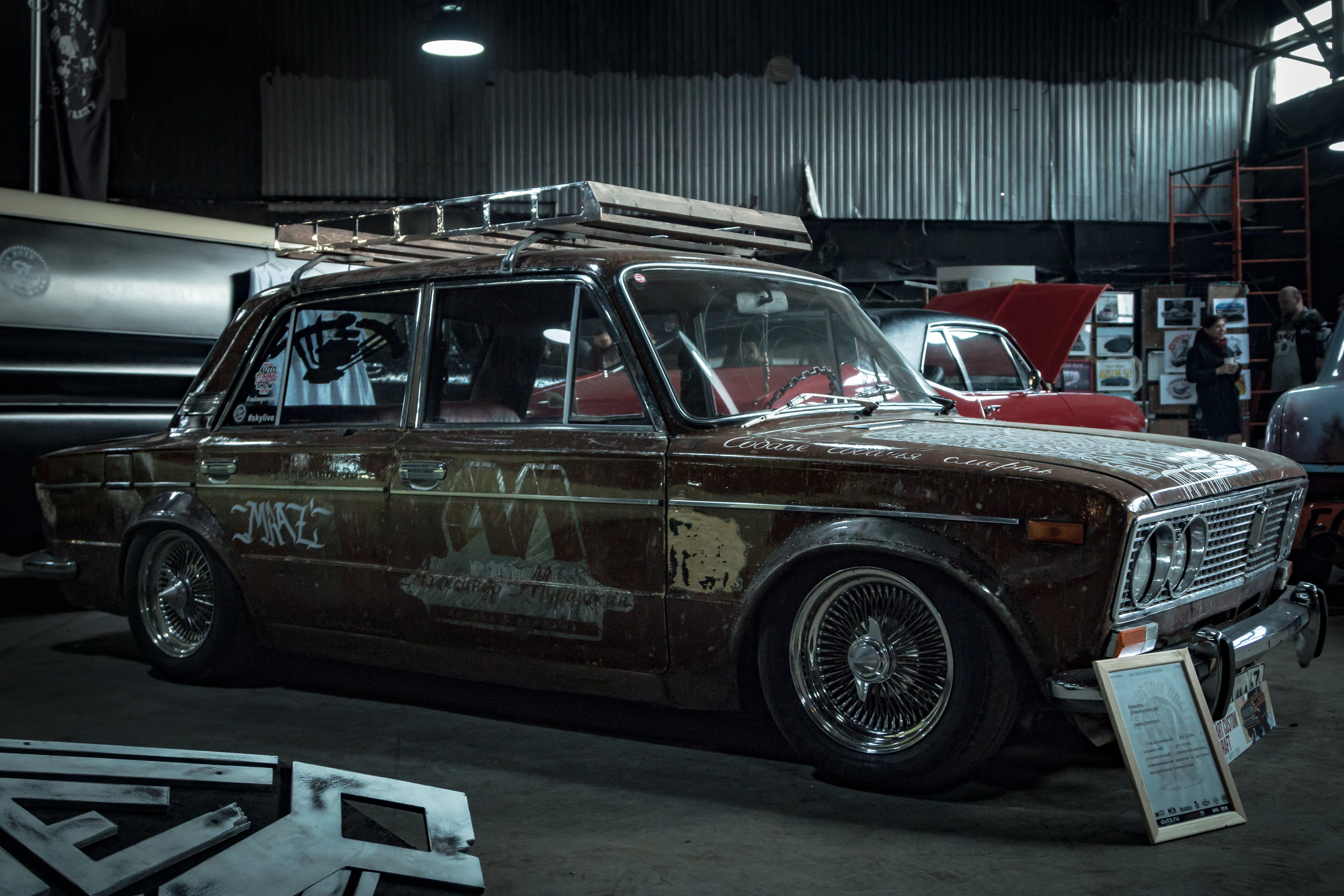 araba, bağbozumu, otomotiv, sedan içeren Ücretsiz stok fotoğraf