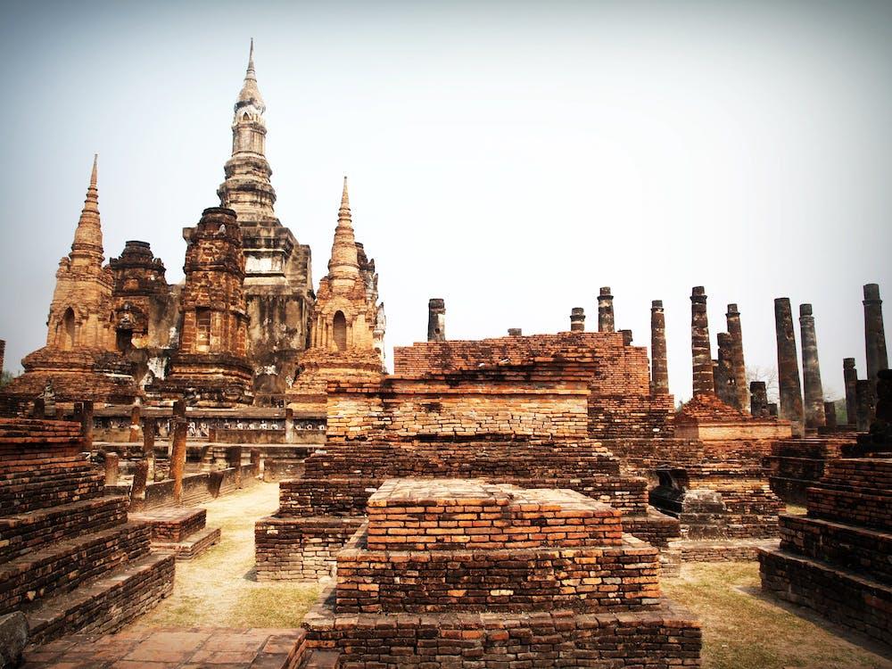 Ancient Temples in Bangkok