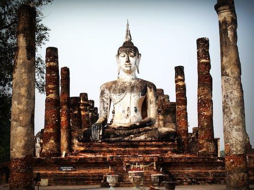 Základová fotografie zdarma na téma archeologie, architektura, Asie, Bangkok
