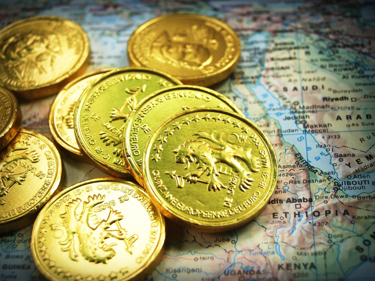 Gold Coin 183 Free Stock Photo