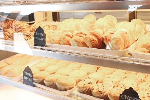 Бесплатное стоковое фото с вкусный, еда, кексы, кондитерское изделие