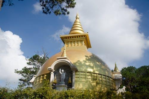 Darmowe zdjęcie z galerii z archeologiczny, architektura, ayutthaya, azja