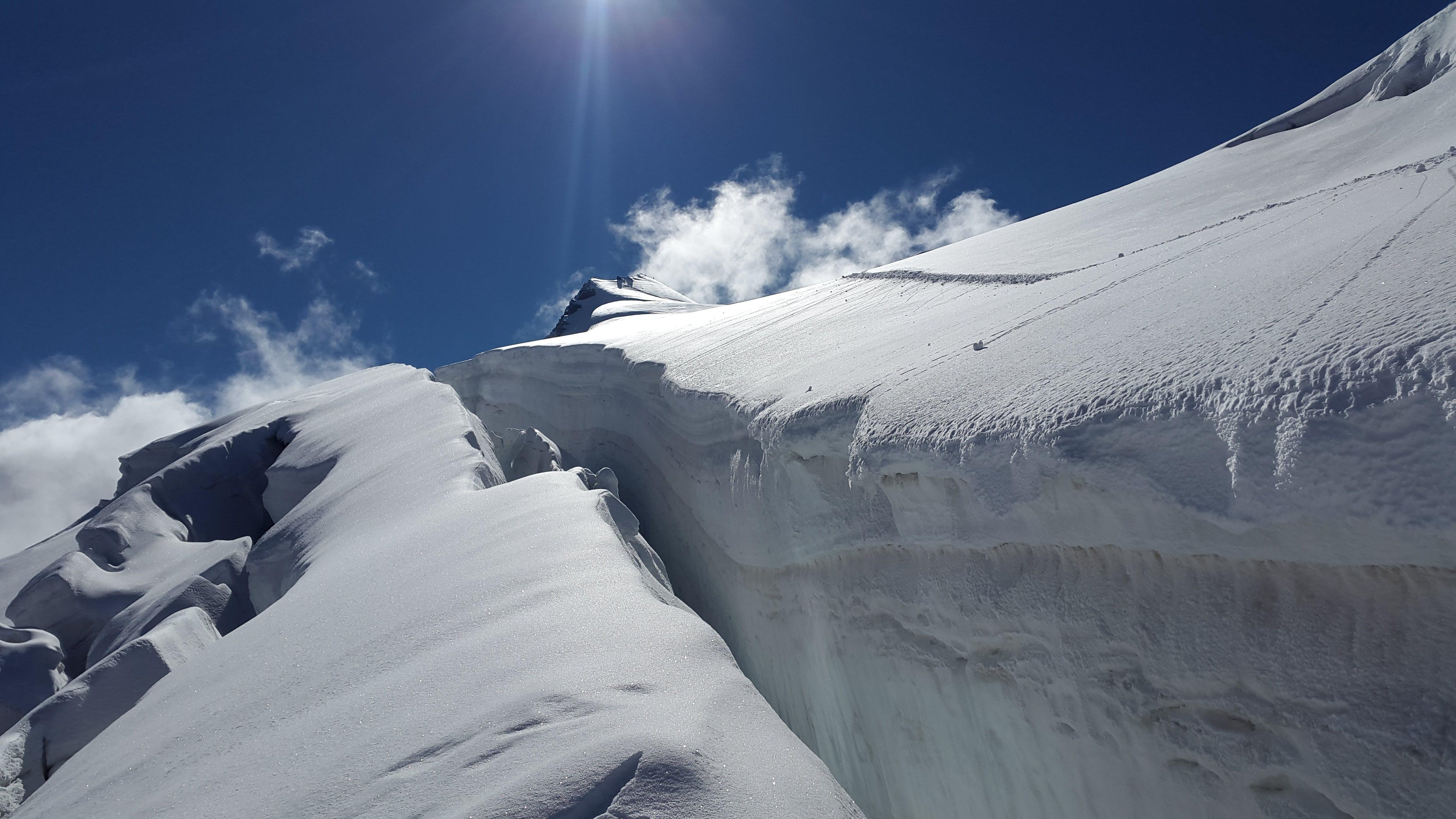 Fotos de stock gratuitas de alpino, alto, ascender, aventura