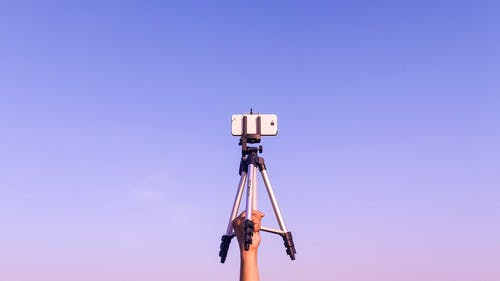 Free stock photo of #mobilechalleng, tripod