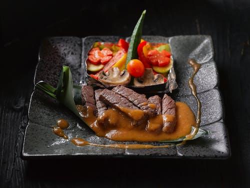 Безкоштовне стокове фото на тему «гурман, їжа, кухня, м'ясо»