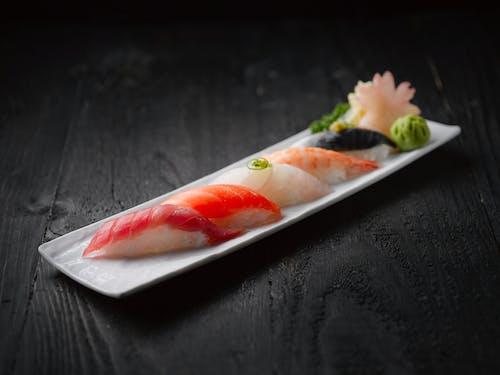 Gratis arkivbilde med delikat, fisk, forrett, gourmet