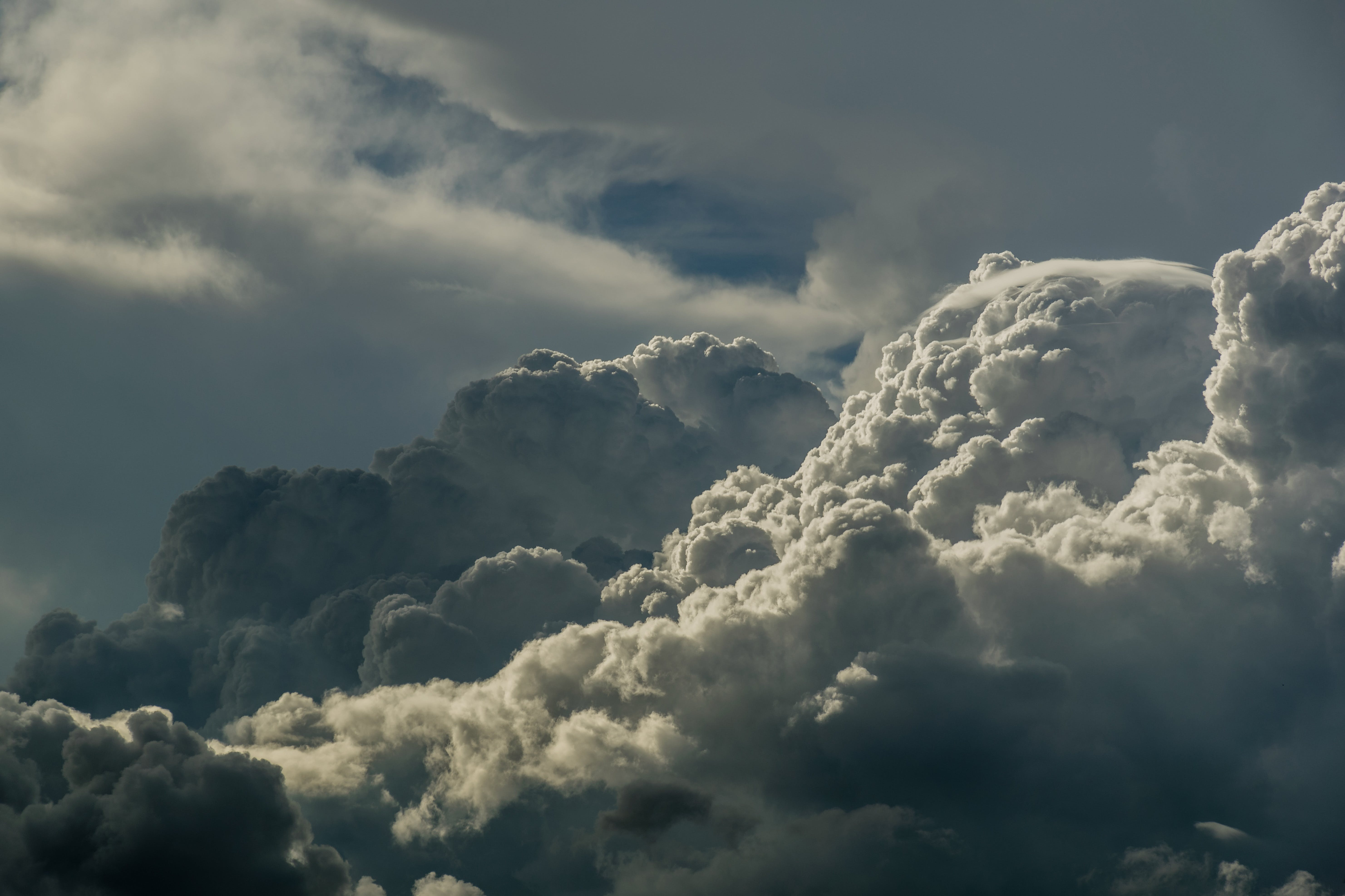 Strato-cumulus Clouds