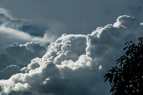 Foto stok gratis alam, awan, berawan, langit