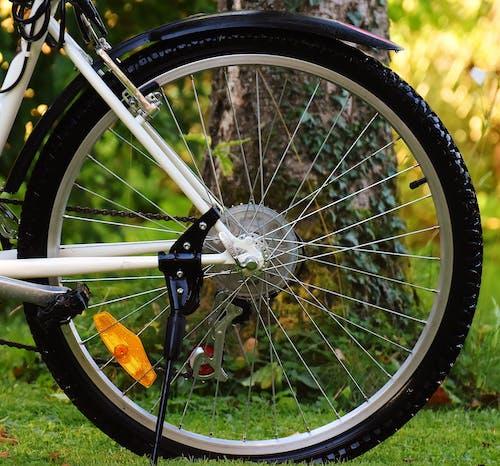 Kostnadsfri bild av cykel, ekrar, fälg