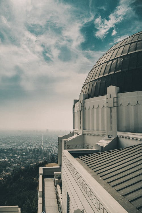 Los Angeles, αρχιτεκτονική, δυτική ακτή