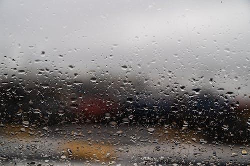 Бесплатное стоковое фото с вода, дождь, капельки, капельки воды