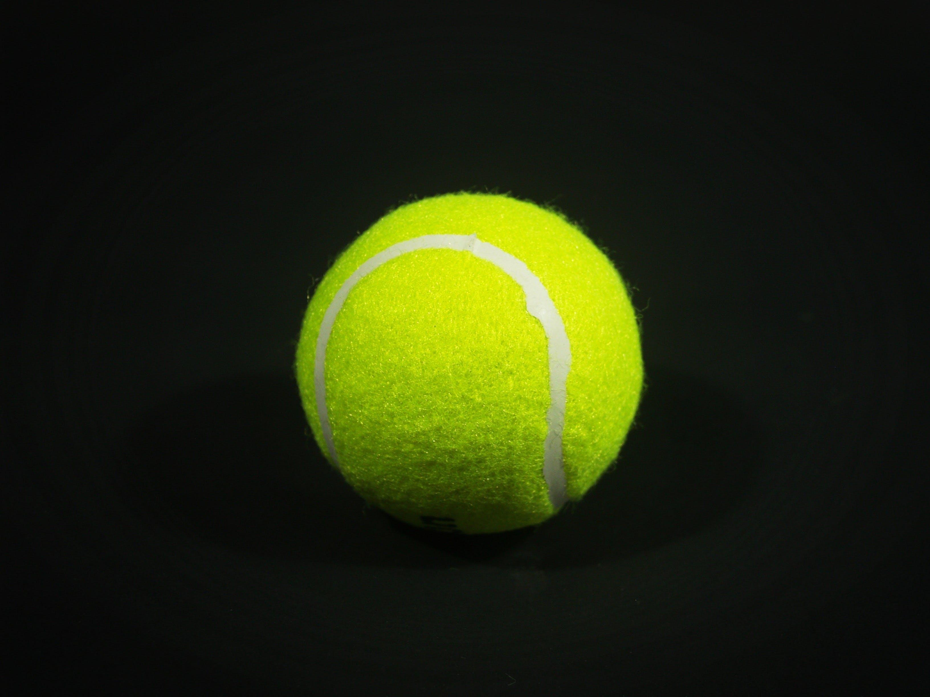 Free stock photo of yellow, sport, white, ball