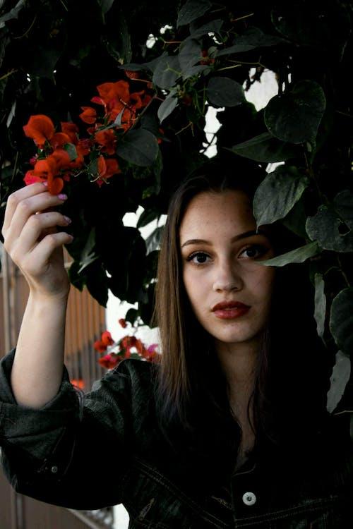 Foto stok gratis bagus, bunga-bunga, kaum wanita, keindahan