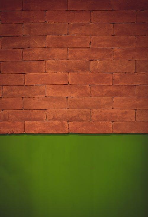 Gratis stockfoto met bakstenen, bakstenen muur, motief, muur
