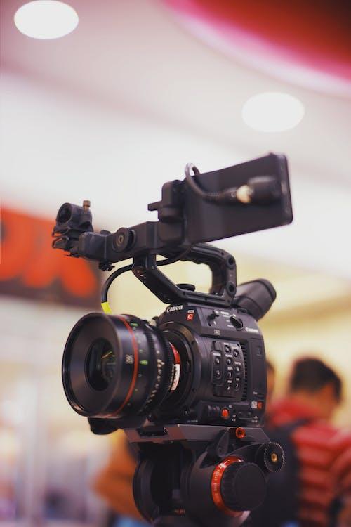 Kostnadsfri bild av kamera, lins, objektiv, tar foto