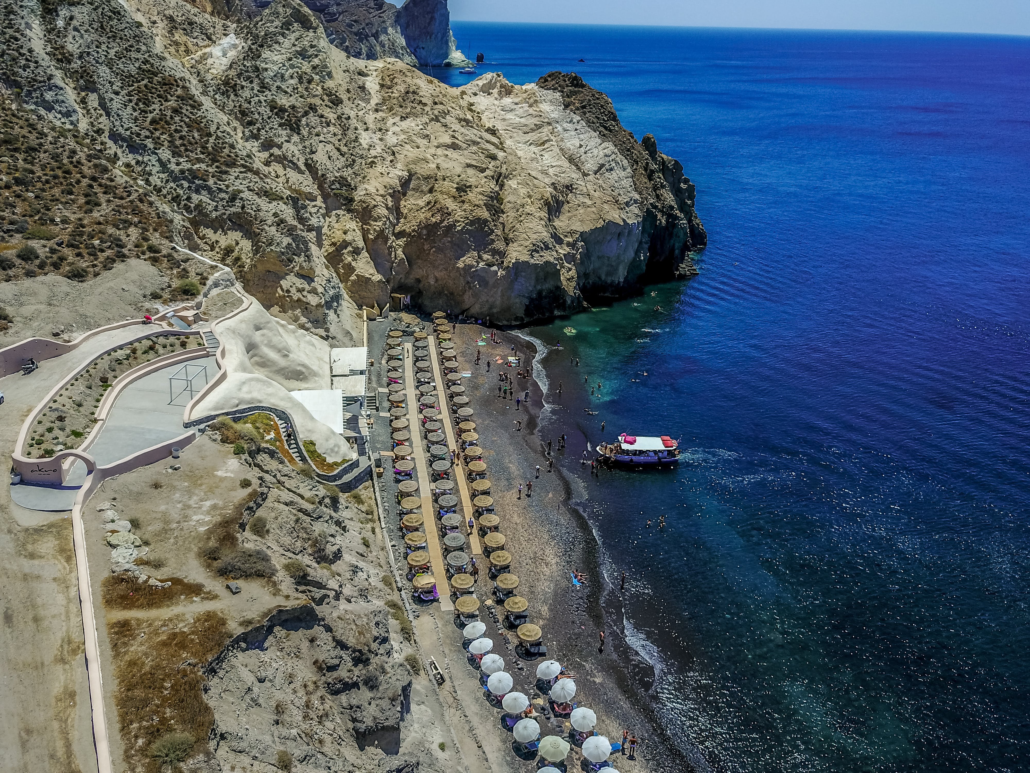 Δωρεάν στοκ φωτογραφιών με drone, drone cam, γαλάζια νερά, Ελλάδα