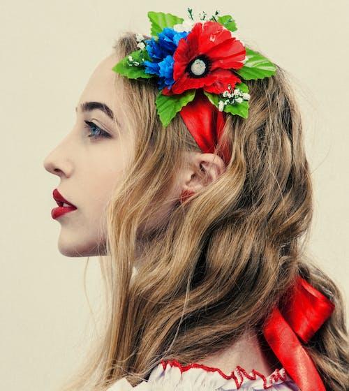 グラマー, ファッション, ヘア, モデルの無料の写真素材