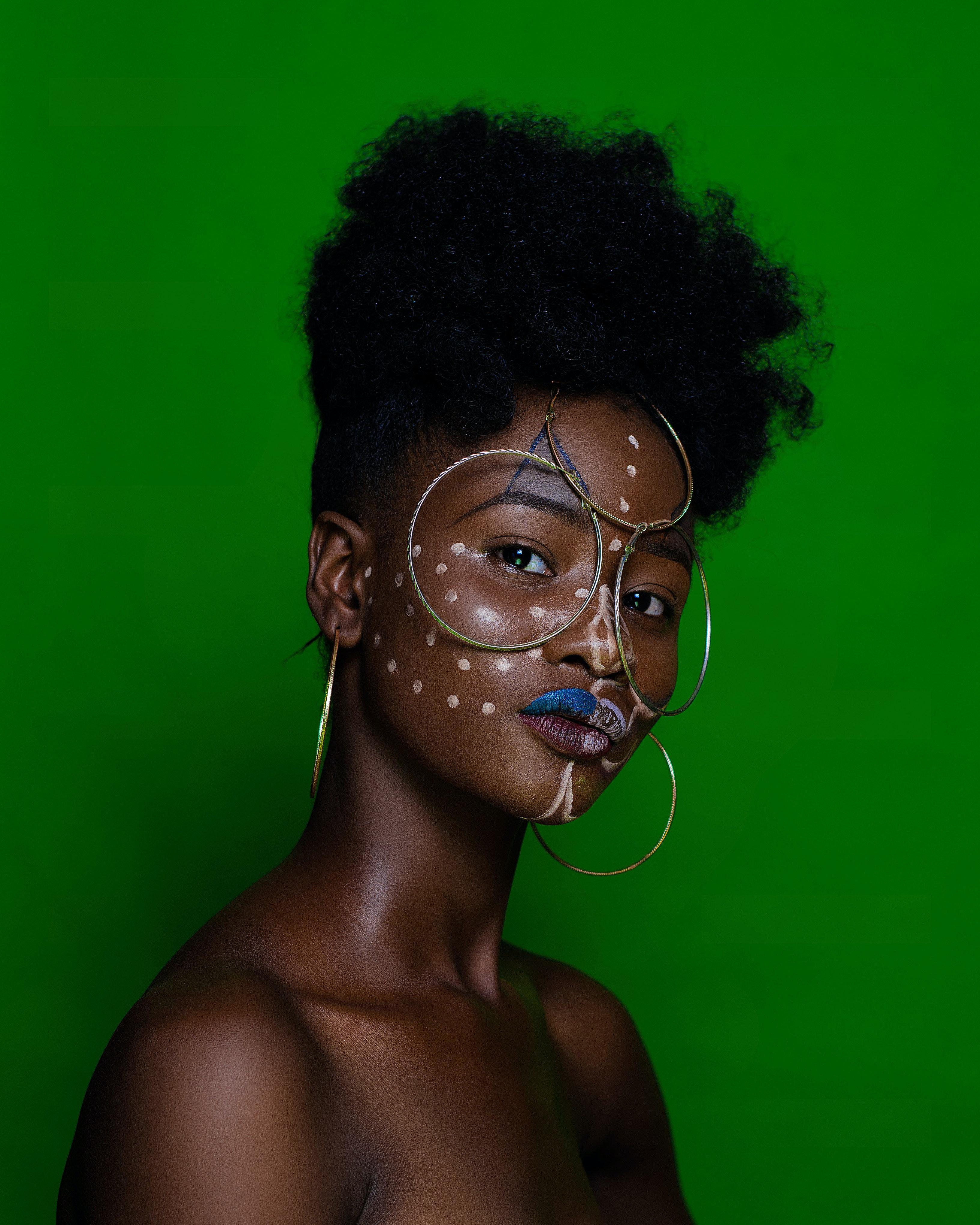 kostenloses foto zum thema: afro, frau, frisur