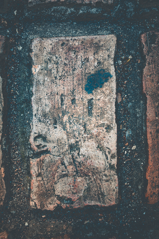 Darmowe zdjęcie z galerii z brudny, ceglana tekstura, cegła, chropowaty