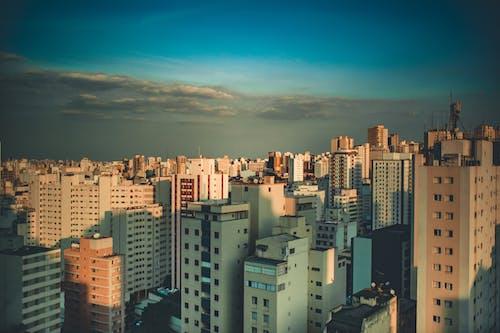 Darmowe zdjęcie z galerii z architektura, budynki, drapacze chmur, miasto