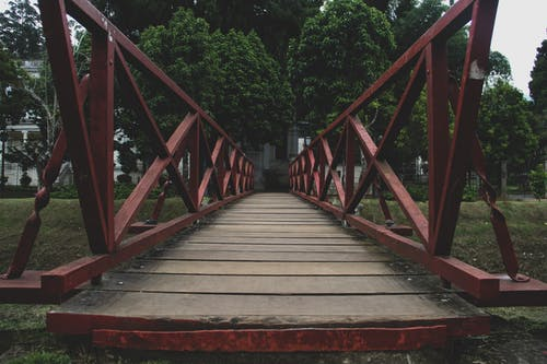 Foto stok gratis jembatan